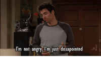 Memes, Netflix, and Today: I'm not angry,i'm just dissapointed Today is the last day of himym on Netflix... 😰 https://t.co/YJ3kT64I3F
