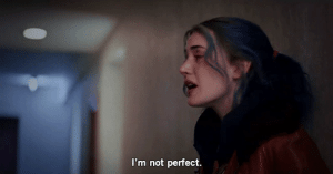 https://iglovequotes.net/: I'm not perfect. https://iglovequotes.net/
