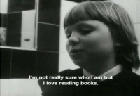 Books, Love, and Memes: I'm  not really sure who I am but  I love reading books.