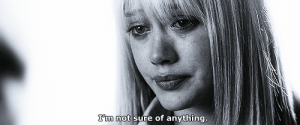 https://iglovequotes.net: I'm not sure of anything. https://iglovequotes.net