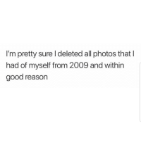 Latinos, Memes, and Good: I'm pretty sure I deleted all photos that I  had of myself from 2009 and within  good reason Lmaoo 😅😅😂😂 🔥 Follow Us 👉 @latinoswithattitude 🔥 latinosbelike latinasbelike latinoproblems mexicansbelike mexican mexicanproblems hispanicsbelike hispanic hispanicproblems latina latinas latino latinos hispanicsbelike