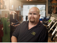 im rick harr and this is pawn shop. one thing i've learned is that your welcome to come to my pawn star shop.: im rick harr and this is pawn shop. one thing i've learned is that your welcome to come to my pawn star shop.
