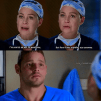 |Merder x Merlex| my wish for season 14. 😍 - this is an AU - NOT REAL . . . greysanatomy alexkarev justinchambers meredithgrey merlex: I'm scared as hell to wantyou,  but here I am, wanting you anyway.  dude itsalexkarev |Merder x Merlex| my wish for season 14. 😍 - this is an AU - NOT REAL . . . greysanatomy alexkarev justinchambers meredithgrey merlex
