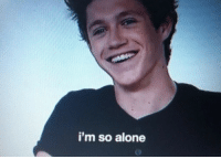 Being Alone, Im-So-Alone, and Im So: i'm so alone