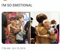 Owww #jungkook and #jimin.: I'M SO EMOTIONAL  7:58 AM Oct 19, 2018 Owww #jungkook and #jimin.