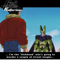 """Lol DBZ & Yuyu Hakusho Crossover! By Team Four Star   Any YYH fans here?: I'm the """"dick head"""" who's going to  murder a couple of street toughs... Lol DBZ & Yuyu Hakusho Crossover! By Team Four Star   Any YYH fans here?"""