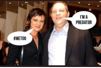 Predator, Ima, and Metoo: I'MA  PREDATOR  #YouToo
