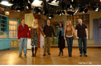 It's 12 years ago to the day since the final episode of Friends aired on TV. Sorry for making you feel old...: Image Source NBC It's 12 years ago to the day since the final episode of Friends aired on TV. Sorry for making you feel old...