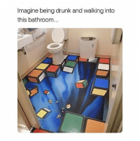 The last post on @Created is INSANE have you seen it?! You need to follow them 😳😂: Imagine being drunk and walking into  this bathroom... The last post on @Created is INSANE have you seen it?! You need to follow them 😳😂