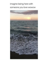Beautiful, Love, and Girl Memes: imagine being here with  someone you love wowow this is beautiful 😭😭