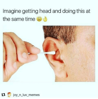 Repost @joy_n_luv_memes ・・・ Makes me laugh everytime 😂😂 qtip toe curling head when you get up outta bed the covers coming with you, lol: Imagine getting head anddoing this at  the same time  Joy n luv memes Repost @joy_n_luv_memes ・・・ Makes me laugh everytime 😂😂 qtip toe curling head when you get up outta bed the covers coming with you, lol