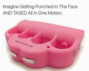 tased: Imagine Getting Punched In The Face  AND TASED AIl In One Motion.  Fats US D561 2948  L