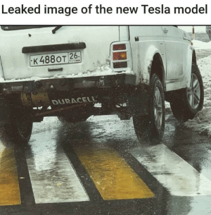 Imagine if every Tesla is like this: Imagine if every Tesla is like this