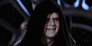 imagine only having one good movie ind you're trilogy (Revenge of the sith): imagine only having one good movie ind you're trilogy (Revenge of the sith)