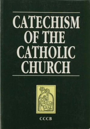 Imagine the Catechism but all written in Comic Sans: Imagine the Catechism but all written in Comic Sans