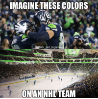 Logic, Memes, and National Hockey League (NHL): IMAGINE THESE COLORS  nhl ref logic So the City of Seattle approved the $700M renovation of an arena for an NHL team, this should be interesting