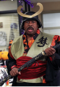 Samurai, Japanese, and Soldier: Imperial Japanese soldier poses with traditional samurai gear, 1935 (colourised)