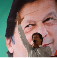 "Imran Khan has been confirmed as the prime minister of Pakistan.🇵🇰Click the link in our bio👆to read about how the former cricket star shed his celebrity playboy image to become leader, after his own populist party won the most seats in July's elections. He's now been voted in by the National Assembly with the help of other small parties. He's promising a ""new Pakistan"" where ""all citizens are held accountable irrespective of their backgrounds."" Pakistan ImranKhan pti primeminister bbcnews: Imran Khan has been confirmed as the prime minister of Pakistan.🇵🇰Click the link in our bio👆to read about how the former cricket star shed his celebrity playboy image to become leader, after his own populist party won the most seats in July's elections. He's now been voted in by the National Assembly with the help of other small parties. He's promising a ""new Pakistan"" where ""all citizens are held accountable irrespective of their backgrounds."" Pakistan ImranKhan pti primeminister bbcnews"