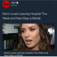 Y'all thought it was ova? (@vrutha) • ➫➫➫ Follow @Staggering for more funny posts daily!: IMZ  @TMZ  Demi Lovato Leaving Hospital This  Week and Next Step is Rehab  21  Demi Lovato Leaving Hospital This Week and  Next Step is Rehab Y'all thought it was ova? (@vrutha) • ➫➫➫ Follow @Staggering for more funny posts daily!
