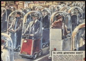 In 1962, an Italian Magazine carried a story on how the world will look in 2020. https://t.co/9NVQGcONL9: In 1962, an Italian Magazine carried a story on how the world will look in 2020. https://t.co/9NVQGcONL9
