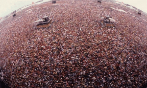 "Metallica, Moscow, and Rock: In 1991, around 1.6 million people gathered for Metallica's ""Monsters of Rock"" concert in Moscow."