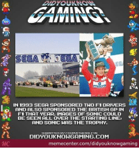 Did you know? #Sega