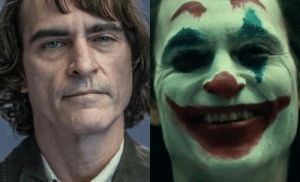 """Joker, Johnny Cash, and Old: In 2019s """"Joker"""" the joker tries out stand up comedy and fails. This is because he was actually meant to be an old country singer/performer by the name of johnny cash"""