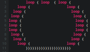 In 2020, we write nested loops for what they are: In 2020, we write nested loops for what they are