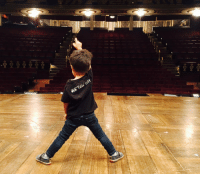 In advance of his 3rd birthday, we took lil man to Act One of Hamilton on Saturday. His comments in this thread... https://t.co/e3hBugEsnI: In advance of his 3rd birthday, we took lil man to Act One of Hamilton on Saturday. His comments in this thread... https://t.co/e3hBugEsnI