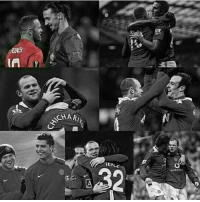Memes, 🤖, and All: in  AICHA  CHARI  ARI All came and all left but he stayed with us. @waynerooney mufc