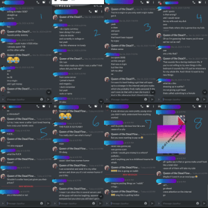 In all discord servers my dms are closed but this guy still messaged me assuming I was a seller. His ideas were so wild I kept talking and then when he found out the truth, he became a nice guy: In all discord servers my dms are closed but this guy still messaged me assuming I was a seller. His ideas were so wild I kept talking and then when he found out the truth, he became a nice guy