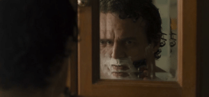 In Avengers: Age of Ultron (2015), Bruce Banner uses a Gillette Proglide to shave his face. Gillette also sells Justice League shave packs indicating a merger of both DC comics and Marvel in the new phase of Marvel's MCU global takeover.: In Avengers: Age of Ultron (2015), Bruce Banner uses a Gillette Proglide to shave his face. Gillette also sells Justice League shave packs indicating a merger of both DC comics and Marvel in the new phase of Marvel's MCU global takeover.