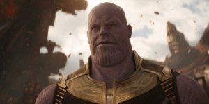 In Avengers Infinity War, Thanos's name contains two syllables. If he legally changes his name to 'Pizza', his name would still have two syllables.: In Avengers Infinity War, Thanos's name contains two syllables. If he legally changes his name to 'Pizza', his name would still have two syllables.