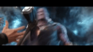 In Avengers Infinity War, Thanos escapes Wakanda through a portal. This is a subtle reference to the fictional land of Wakanda, which was is rumoured to feature in the MCU: In Avengers Infinity War, Thanos escapes Wakanda through a portal. This is a subtle reference to the fictional land of Wakanda, which was is rumoured to feature in the MCU