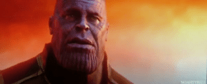 Disney, Avengers, and Infinity: In Avengers Infinity War, Thanos is presented as sympathetic after he murders a daughter he had emotionally abused. This is because Disney knows abusers buy movie tickets too and want to feel represented