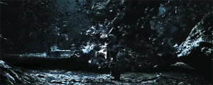 In Batman Begins, Bruce Wayne develops a sore throat and see hallucinations after hanging around bats too much and catching the Rona: In Batman Begins, Bruce Wayne develops a sore throat and see hallucinations after hanging around bats too much and catching the Rona
