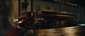 """In Birds of Prey 2020, the Oil Tanker that Harley uses to blow up the chemical plant has """"Valdes"""" written on the side, this could be a reference to the Exxon Valdez oil spill that happened in Alaska in 1989.: In Birds of Prey 2020, the Oil Tanker that Harley uses to blow up the chemical plant has """"Valdes"""" written on the side, this could be a reference to the Exxon Valdez oil spill that happened in Alaska in 1989."""