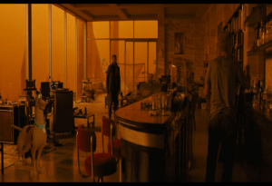 In Blade Runner 2049, Dickard, played by Harrison Fjord, has a replicant dog. This inspired the producers of Call of the Wild to also make a movie with Gerald Ford and a fake ass dog: In Blade Runner 2049, Dickard, played by Harrison Fjord, has a replicant dog. This inspired the producers of Call of the Wild to also make a movie with Gerald Ford and a fake ass dog