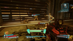 """In Borderlands: The Pre-Sequel, which set on a moon called Elpis, the standard 'Psycho' enemies are replaced by 'Lunatics'. Lunatic is an antiquated term referring to a person who is seen as mentally ill and derives from 'lunaticus' meaning """"of the moon"""" or """"moonstruck"""".: In Borderlands: The Pre-Sequel, which set on a moon called Elpis, the standard 'Psycho' enemies are replaced by 'Lunatics'. Lunatic is an antiquated term referring to a person who is seen as mentally ill and derives from 'lunaticus' meaning """"of the moon"""" or """"moonstruck""""."""