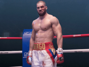 """In Creed II (2018), at the beginning of round 3 in Creed's first fight against Viktor Drago, the announcer comments that """"...Creed has been beaten up and bloodied by an avalanche of power shots from Ivan Drago."""" Ivan is Viktor's father and trainer.: In Creed II (2018), at the beginning of round 3 in Creed's first fight against Viktor Drago, the announcer comments that """"...Creed has been beaten up and bloodied by an avalanche of power shots from Ivan Drago."""" Ivan is Viktor's father and trainer."""