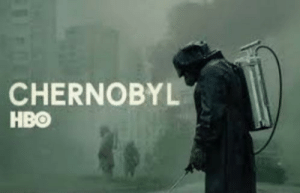 In HBO's Chernobyl, a nuclear power plant is featured, this might be a nod to the Fukashima Nuclear Power Plant.: In HBO's Chernobyl, a nuclear power plant is featured, this might be a nod to the Fukashima Nuclear Power Plant.