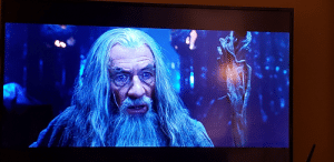 In honor of the anniversary of the airing of the first episode of Game of Thrones, I'm watching the first installment of the greatest fantasy adaptation in history: In honor of the anniversary of the airing of the first episode of Game of Thrones, I'm watching the first installment of the greatest fantasy adaptation in history