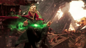 In infinity war(2018) doctor strange looks into the future and says there are 14,000,605 outcomes of what will happen when fighting Thanos. In the Fantastic four comic 605 the team creates a machine that can make you look into the future: In infinity war(2018) doctor strange looks into the future and says there are 14,000,605 outcomes of what will happen when fighting Thanos. In the Fantastic four comic 605 the team creates a machine that can make you look into the future