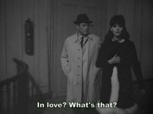 Love, Whats, and In Love: In love? What's that?