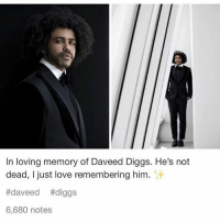 guess who got fob tickets: In loving memory of Daveed Diggs. He's not  dead, l just love remembering him.  #daveed  #diggs  6,680 notes guess who got fob tickets