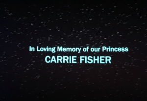 Carrie Fisher, Princess, and Carrie: In Loving Memory of our Princess  CARRIE FISHER