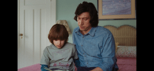 """In Marriage Story (2019), Charlie's son Henry is seen wearing a shirt with """"Things Will Be Okay"""" written on it. This is a reference to the fact that though Charlie and Nicole have had a messy divorce, both of them will eventually get over it and lead successful lives: In Marriage Story (2019), Charlie's son Henry is seen wearing a shirt with """"Things Will Be Okay"""" written on it. This is a reference to the fact that though Charlie and Nicole have had a messy divorce, both of them will eventually get over it and lead successful lives"""