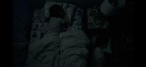 In Marriage Story (2019), Henry has Marvel Comics bedsheets, referencing Scarlett Johansson's role as Black Widow in the Marvel franchise.: In Marriage Story (2019), Henry has Marvel Comics bedsheets, referencing Scarlett Johansson's role as Black Widow in the Marvel franchise.