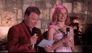 In Miss Congenitally (2000) they say the perfect date is April 25th. That's not true because we're in the middle of a fucking pandemic: In Miss Congenitally (2000) they say the perfect date is April 25th. That's not true because we're in the middle of a fucking pandemic