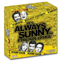 Perfect for family bonding during the holidays.  It's Always Sunny in Philadelphia Board Game http://order.sale/sCWk (via Amazon): IN  PHILADELPIA  BOARD GAME BOARD GAME  AGESIZ Perfect for family bonding during the holidays.  It's Always Sunny in Philadelphia Board Game http://order.sale/sCWk (via Amazon)
